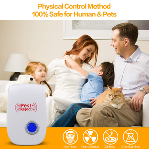 ULTRASONIC PEST REPELLER (50%OFF TODAY)