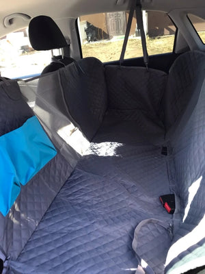 Waterproof Car Seat Cover (+FREE SAFETY BELT!)