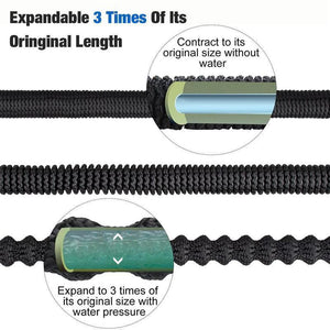 Telescopic Watering Hose Set
