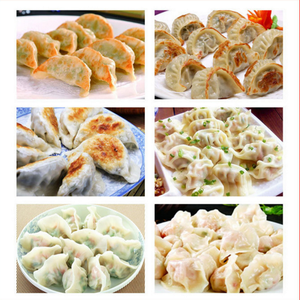 Set of Dumpling Mould (2 In 1)