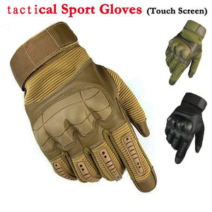 MILITARY FULL FINGER TACTICAL GLOVES - Free Shipping