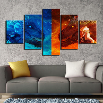 Wall Paintings - Limited Edition