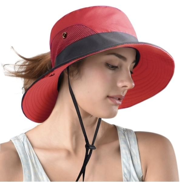 WOW!UV PROTECTION FOLDABLE SUN HAT