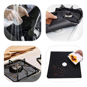 【Time-limited Promotional Price】Kitchen Stove Pads ( 4 Pcs )