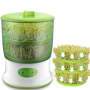 Home-use smart bean sprouts machine, suitable for growing beans! free delivery!