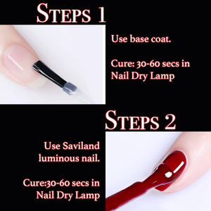 Fluorescent Nail Polish Pen