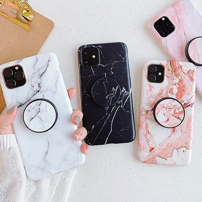 Marble Grip iPhone 11 Pro Max Case