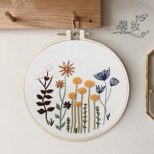 Suitable for novices! 50% off DIY embroidery price!