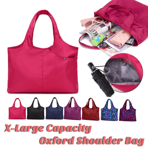 X-Large Capacity Oxford Shoulder Bag
