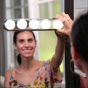 Vanity Mirror Portable Light Bulbs