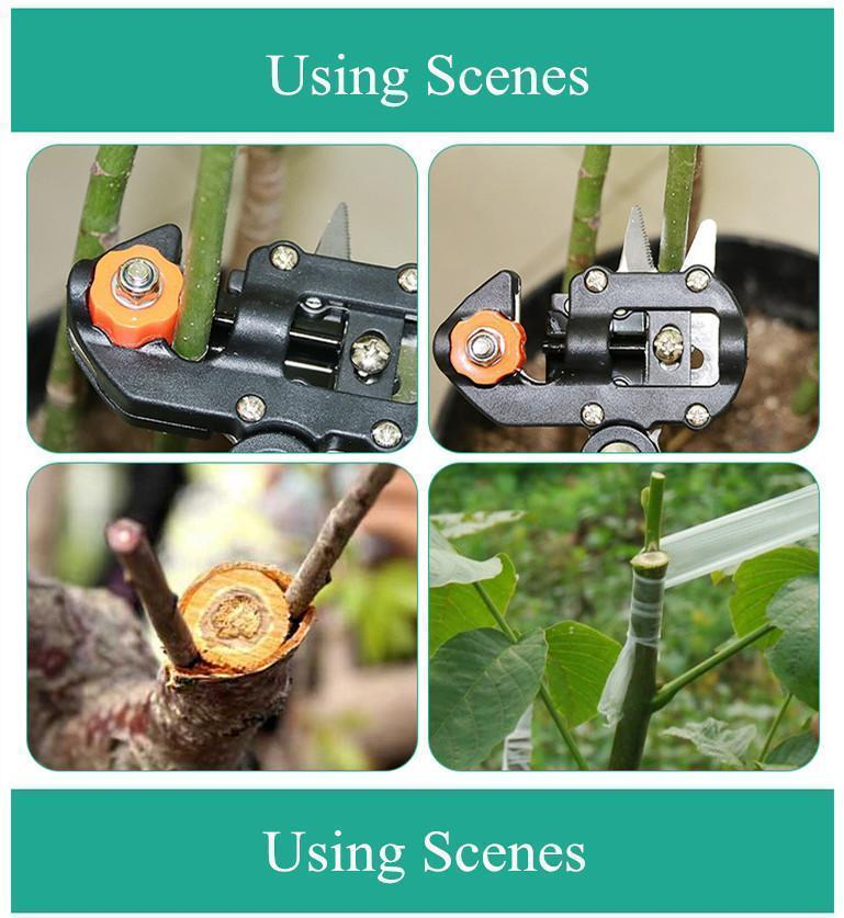 Three In One Multi-Functional Fruit Tree Grafting Tool