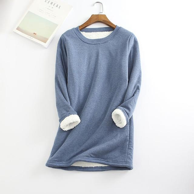 Comfy Winter Cashmere Sweater