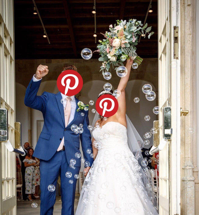 The Pinterest Age of Weddings