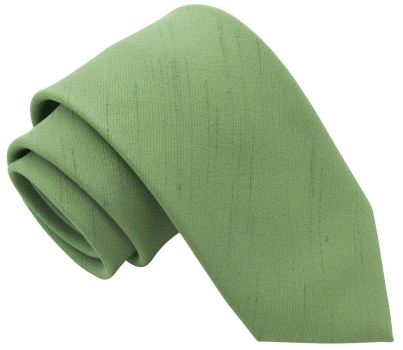 Aloe Sage Boys Tie - Childrenswear