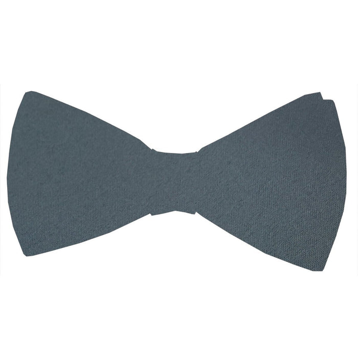 Anthracite Bow Tie - Wedding