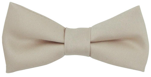 Antique Champagne Boys Bow Tie - Childrenswear