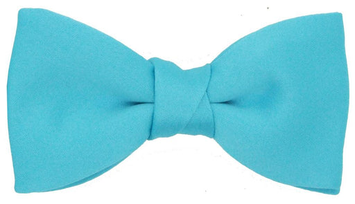 Aqua Boys Bow Tie - Childrenswear
