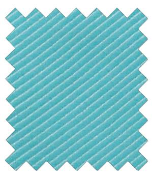 Aquamarine Twill Wedding Swatch - Wedding