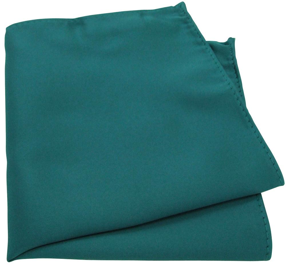Blue Teal Pocket Square - Wedding