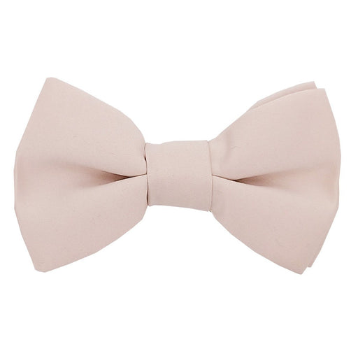 Blush Pink Bow Ties - Wedding