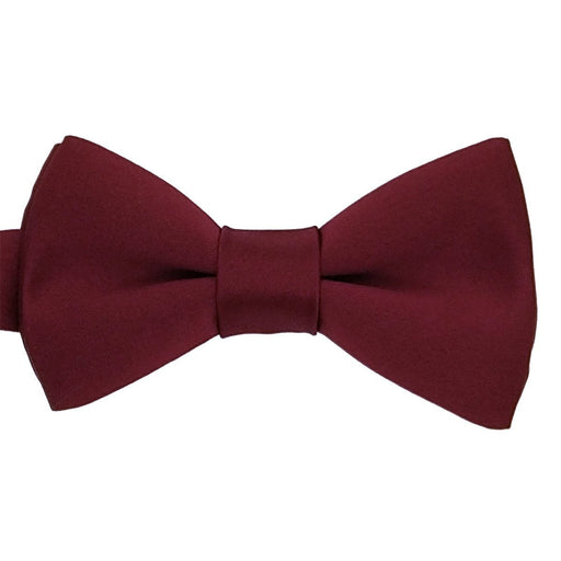 Bordeaux Bow Ties - Wedding