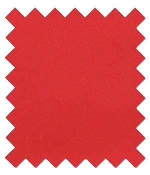 Bright Red Wedding Swatch - Wedding