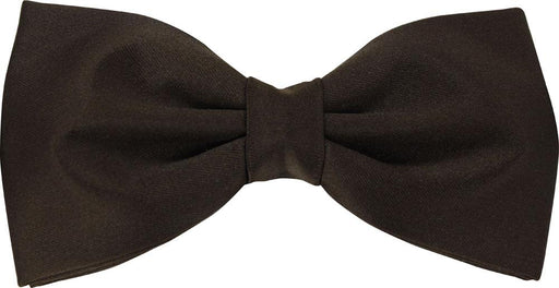Brown Bow Tie - Wedding