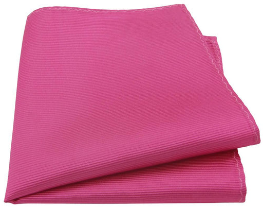 Bubblegum Silk Pocket Square - Wedding