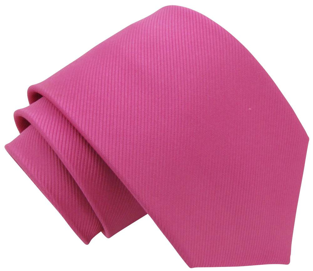 Bubblegum Silk Wedding Tie - Wedding