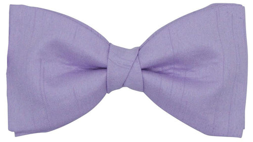 Butterfly Shantung Bow Tie - Wedding
