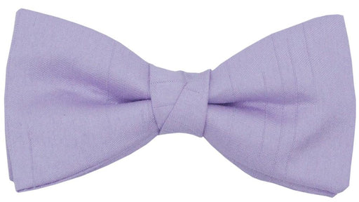 Butterfly Shantung Boys Bow Tie - Childrenswear