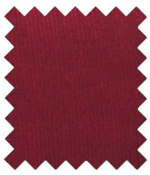 Cabernet Silk Wedding Swatch - Wedding