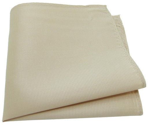 Cafe au Lait Silk Pocket Square - Wedding