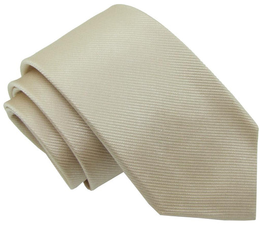 Cafe au Lait Silk Wedding Tie - Wedding