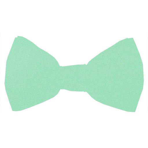 Candy Mint Boys Bow Tie - Childrenswear