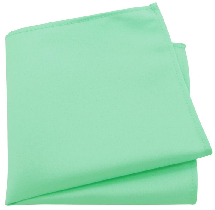 Candy Mint Pocket Square - Wedding
