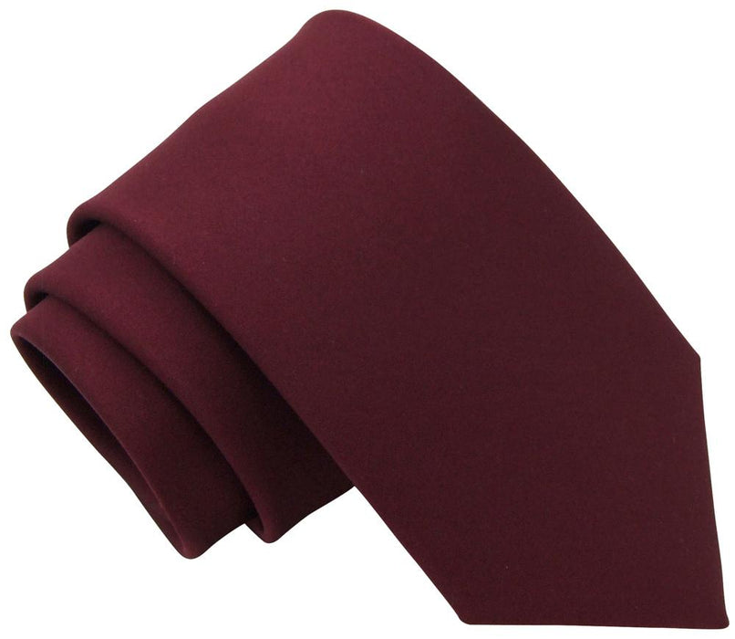 Claret Boys Tie - Childrenswear