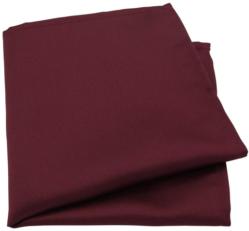 Claret Pocket Square - Wedding