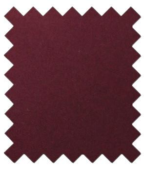 Claret Wedding Swatch - Wedding