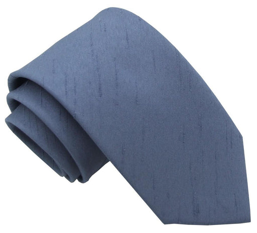 CLEARANCE - Chambray Shantung Boys Tie - Childrenswear