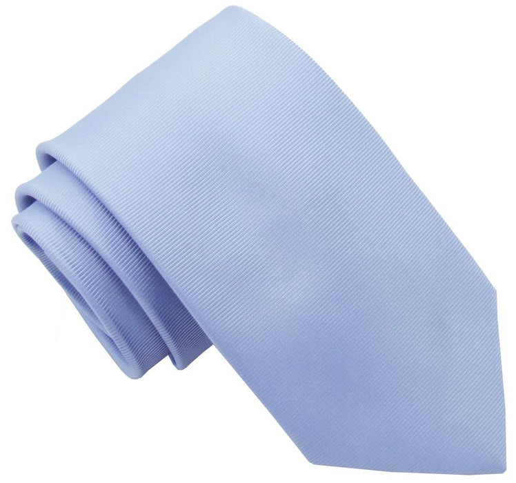 Cloudy Twill Wedding Tie - Wedding