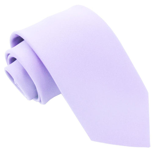 Cool Lilac Boys Tie - Childrenswear