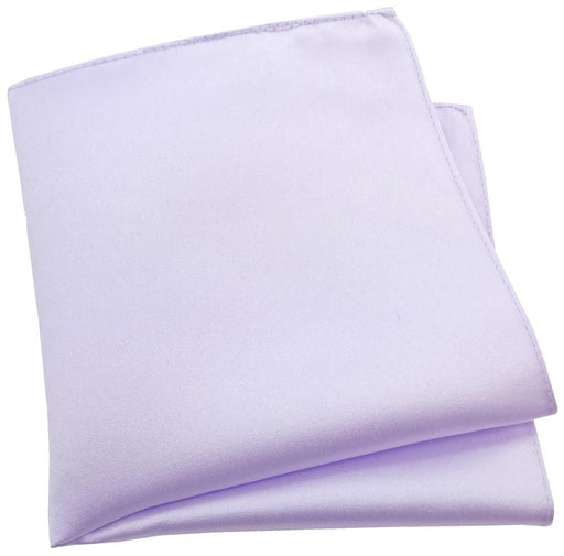 Cool Lilac Pocket Square - Wedding