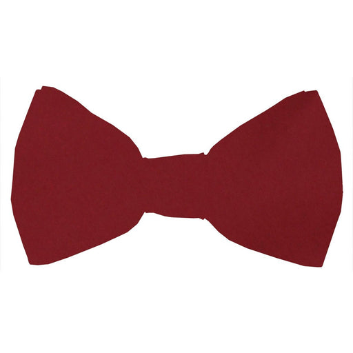 Cranberry Boys Bow Tie - Childrenswear