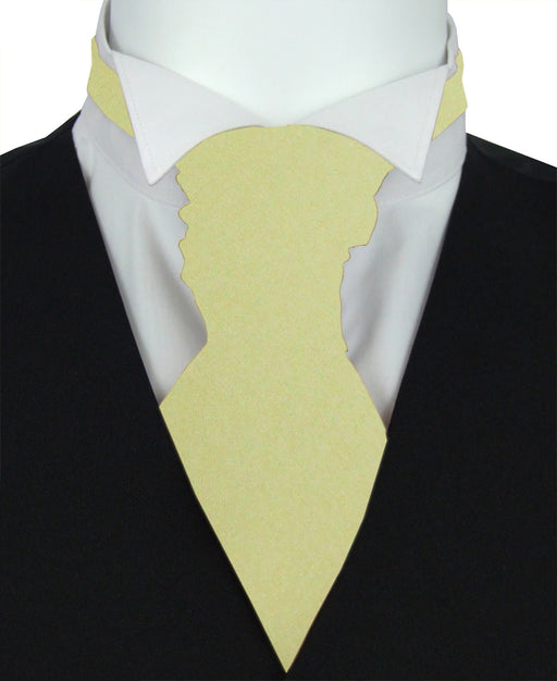 Avocado Boys Wedding Cravat