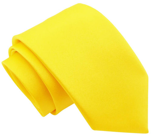 Daffodil Yellow Boys Tie - Childrenswear