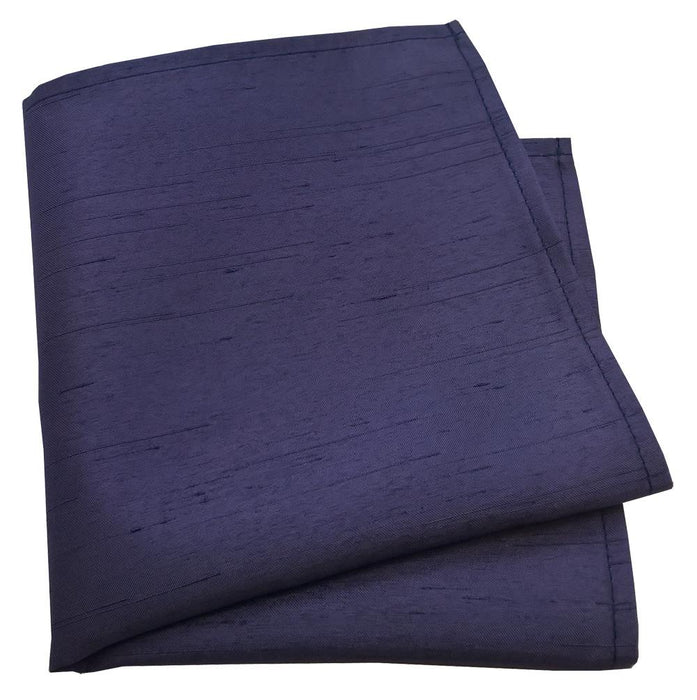 Damzen Shantung Pocket Square - Wedding