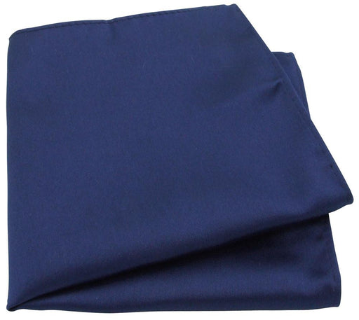 Dark French Navy Pocket Square - Wedding
