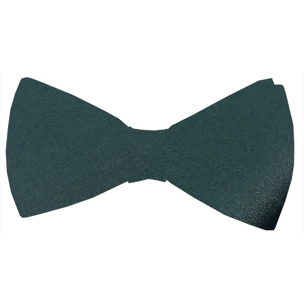 Dark Moss Bow Tie - Wedding