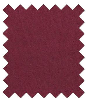 Dark Wine Shantung Wedding Swatch - Wedding